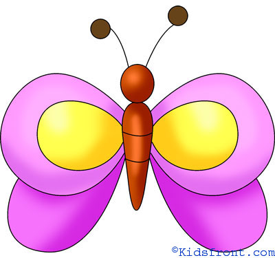 Butterfly Images For Drawing How to Draw Butterfly