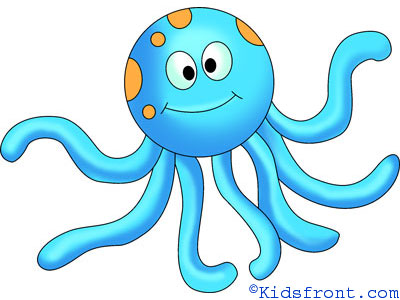 How to Draw Octopus, How to Draw for Kids, How to Draw Step by ...